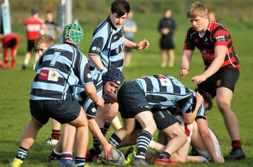 Ballymoney v Rainey, Ulster U20s Tournament Final, Easter Monday, Kilraughts Road