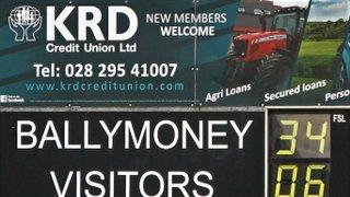 Ballymoney RFC 1st XV v Ards RFC 1st XV, KQ2, Sat 12 Oct 2019