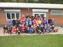 Leicester City Football Camp