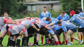 Mixed Ability World Cup 2015 Magpies vs Gladiators