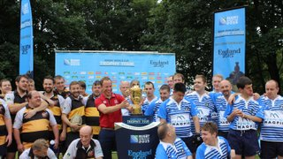 Rugby World Cup Trophy photos