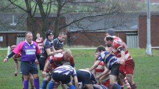 HRUFC 1st XV vs Wetherby
