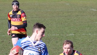 Halifax Magpies vs Bradford Bumbles 25th March 2018 by Tracey from Bilberry Cottage