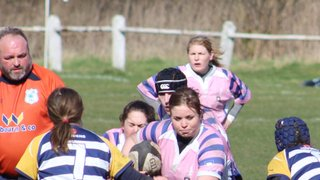 Halifax Ladies vs York RI Ladies 25th March 2018 by Tracey from Bilberry Cottage