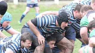 Halifax 1st XV vs Hessle 24th March 2018 by Tracey from Bilberry Cottage