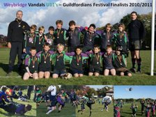 Guildfordians Festival RESULTS