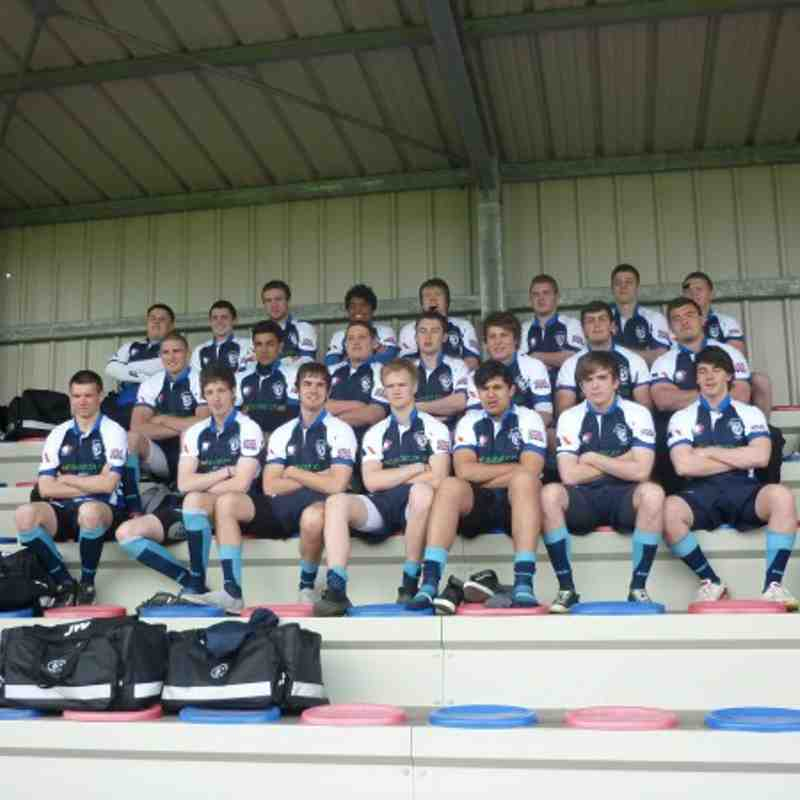 u17 Arras tour victors