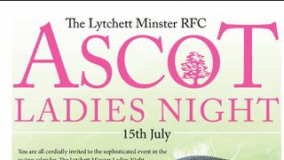 Ascot Ladies Night