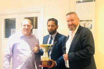 Tariq Player of  the year 2019