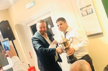 Richard clubman of the year 2019