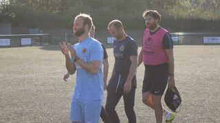 Hendon - FA Cup 19/20