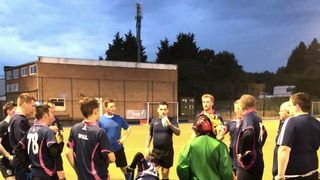 Portsmouth men eye up Summer League title