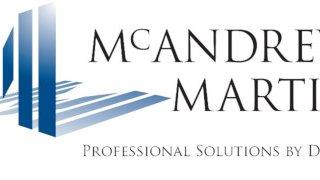 McAndrew Martin announced as first team sponsors