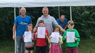 Junior success celebrated with awards