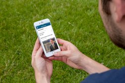Stay on top of our latest news with our club app