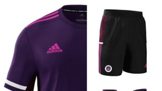 Full club kit and teamwear unveiled