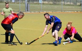 Late goal punishes Mens 2nd team
