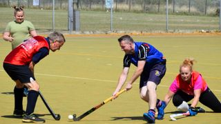 Mens 2nd team seal their first win of the season