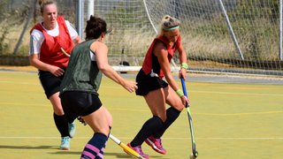 Womens 1st team suffer narrow defeat to Trojans in final warm up game