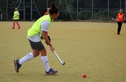 Womens 2nd team outplay Wimborne in PHC's first competitive match