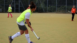 Womens 2nd team fight hard against Haslemere