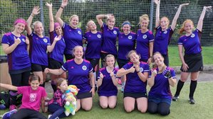 Womens 4th team suffer late defeat to Basingstoke