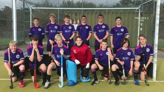 U16 Boys overcome the New Forest in a hard fought battle