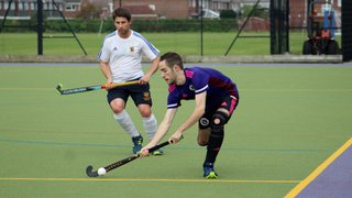 Mens 1st team continue positive start to the season