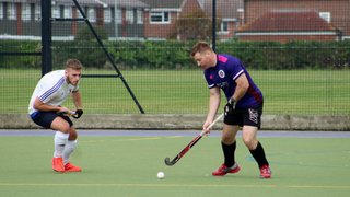 Mens 1st Team share the spoils with Haslemere