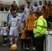 Matchday Mascot Packages