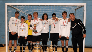 DISABILITY TEAM WIN LEAGUE TITLE
