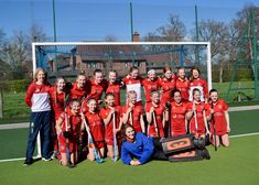 U14 Girls in the National Finals