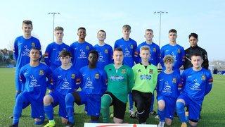 U16 cup final - 2016/17 season