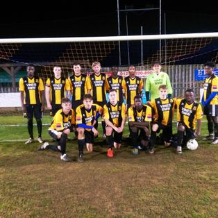 Three Bridges U21   3-5   Sittingbourne U21s