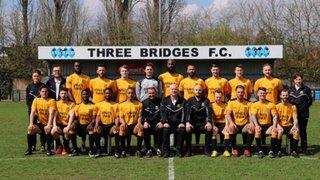 Three Bridges 1st 0 - 1 Lancing