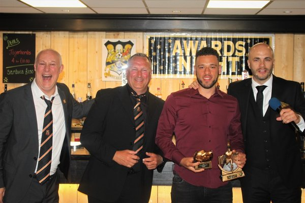 Connor French - Top Goalscorer