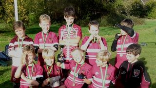 Buccaneers Win Beaconsfield Tournament 2nd November 2014