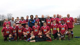 3rd XV The Serpents