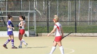 Ladies 1s vs Sevenoaks 29/03/14