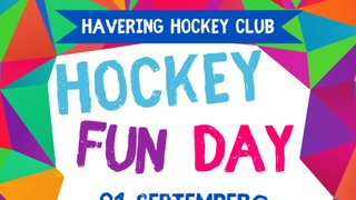 Havering Hockey Club's Fun Day - 1st September