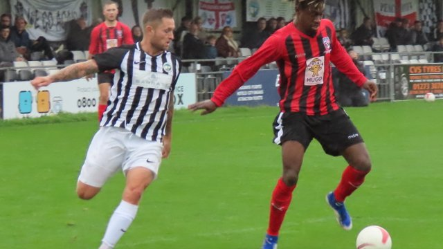 Match Report - Peacehaven & Telscombe Away in FA Vase - 12 Oct 2019