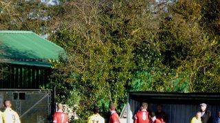 Holbrook St Michaels FC vs Eastwood Community FC