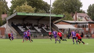 Eastwood CFC vs Hinckley AFC