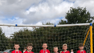 Eastwood CFC Under 8's
