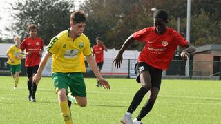 Eastwood CFC U19 vs Norwich City U19