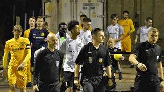 Eastwood CFC U21 vs Belper Town U21