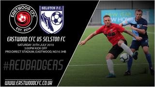 Eastwood CFC vs Selston