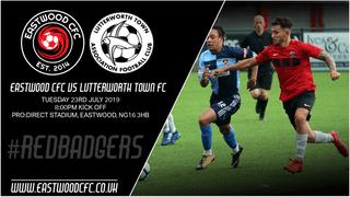 Eastwood CFC vs Lutterworth Town