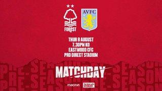 Nottingham Forest Women vs Aston Villa Women