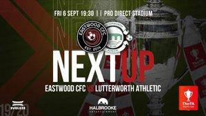 Eastwood CFC U18 vs Lutterworth Athletic